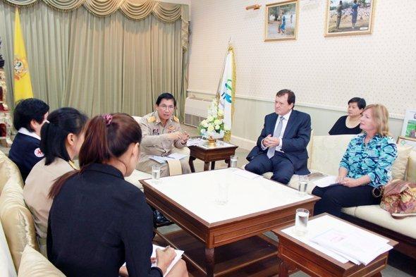 Phuket agrees to Coastal Water Safety Summit