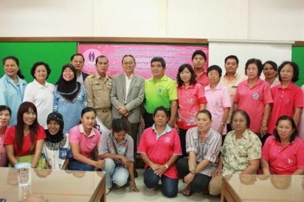 Phuket training Natural Resources & Environment Volunteers