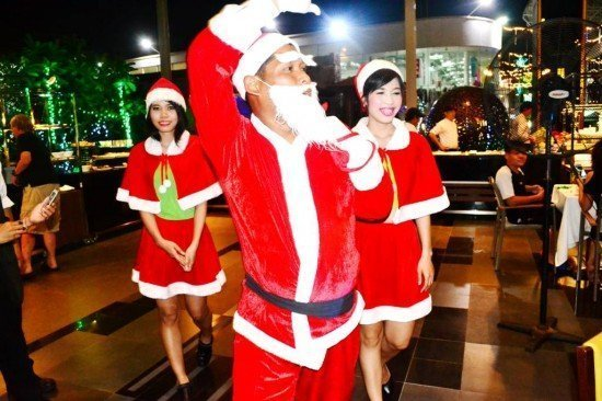 Christmas Celebrations at Phuket's KEE Resort & Spa