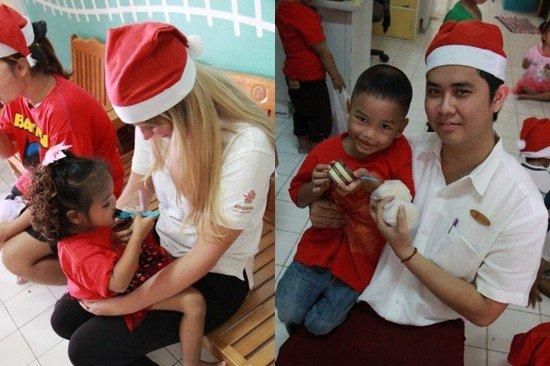 Angsana Laguna Phuket Brings Christmas Cheer to Local Orphans