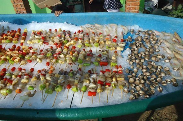 Phuket opens Yamu Seafood Festival 2014