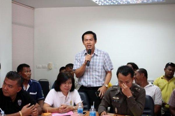 Parking fees to be enforced at Phuket's Ao Chalong Marina