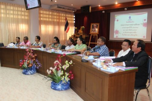 Phuket holds Basic education Committee Meeting
