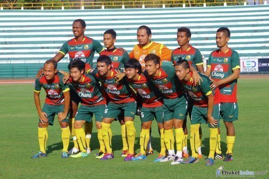 Phuket FC finishes pre-season friendlies unbeaten
