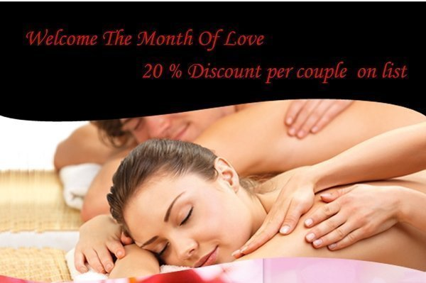 Valentine's Discount at Phuket's Massage & Treatment Corner