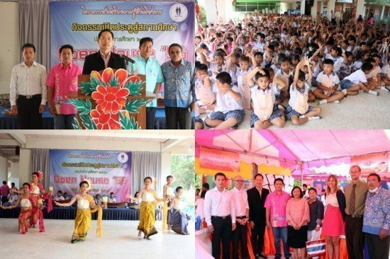 Phuket School organizes Open House to promote Educational Projects