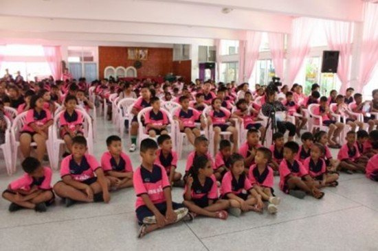 Phuket opens summer sports camp for school children