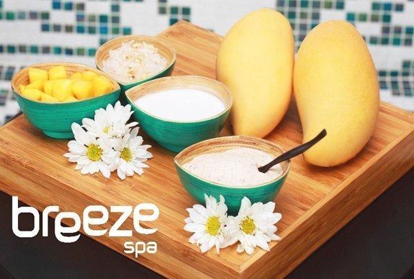 Celebrate Thai Mango Season at Amari Phuket's Breeze Spa