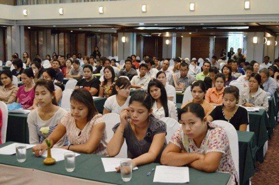 Phuket holds 2014 Alien Workers Seminar