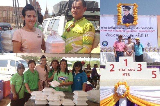 Amari Phuket supports Two Heroines Festival