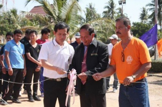 Phuket's 13th Pentaque Games