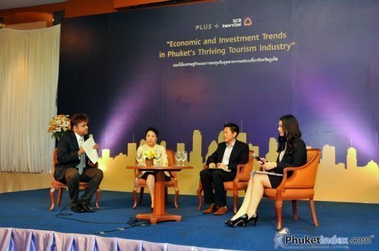 Phuket's Economic and Investment Seminar