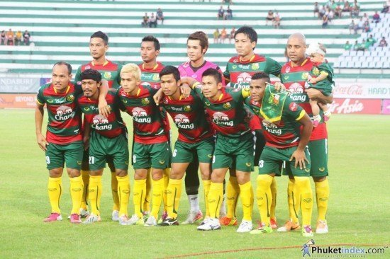 Phuket FC delight fans with 3 – 0 win