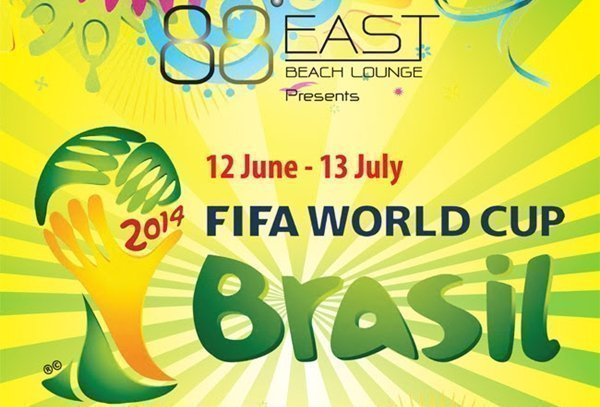 Phuket's East 88 to broadcast World Cup Games