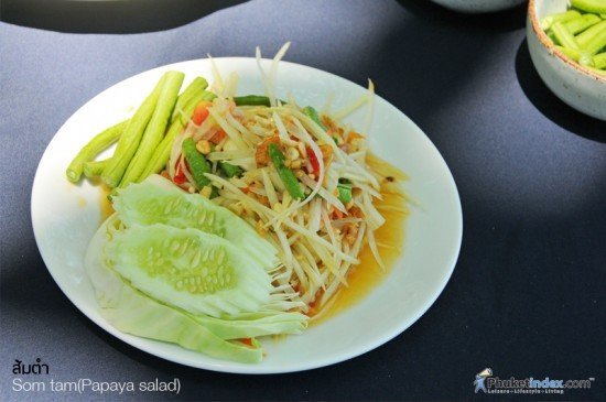 Som-tam-Papaya-salad