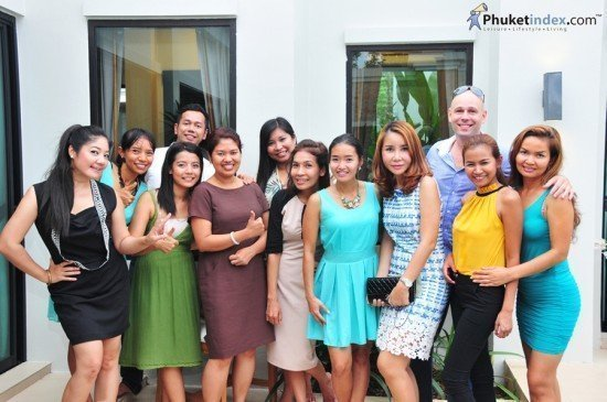 Layan Tara Phuket holds Open House Party