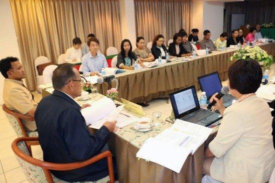 Phuket Provincial Statistics Meeting