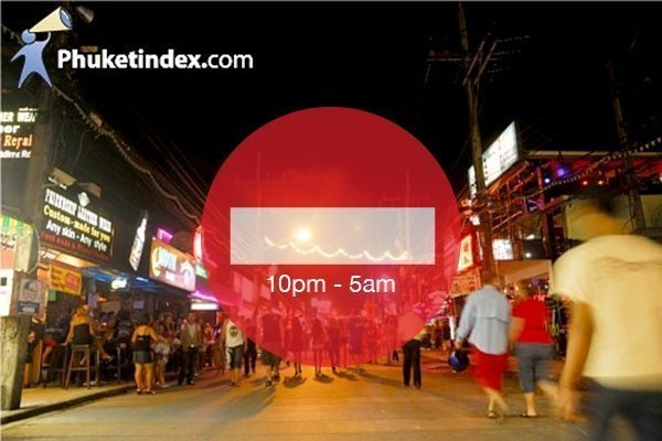 Phuket Opinion: Thailand's Curfew – Who does it affect in Phuket