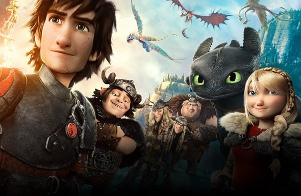 Phuket Now Showing : How to Train Your Dragon 2