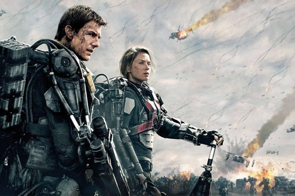 Phuket Now Showing : Edge of Tomorrow