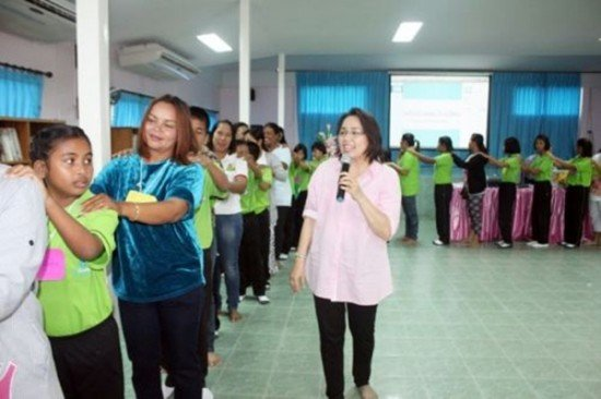 Phuket school launches Social Conduct Training Program