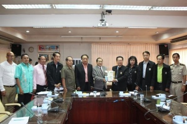 Phuket welcomes Ministry of Justice officials