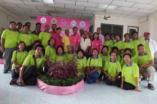Phuket holds Sustainable Environmental Management training course