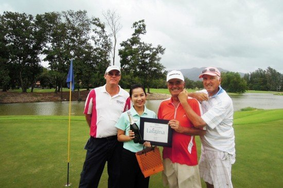 """First """"Hole-in-One"""" Laguna Phuket's New Front Nine"""
