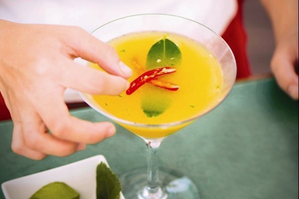 Phuket's XANA introduces a Cocktail That Bites