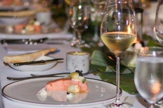 A Premium Wine Dinner at Regent Phuket