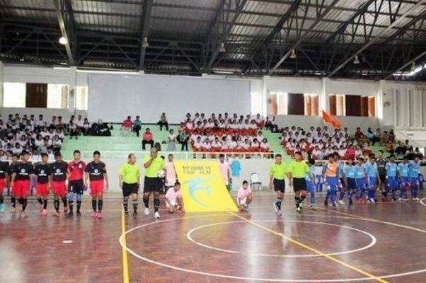 Phuket Junior Futsal Cup kicks off