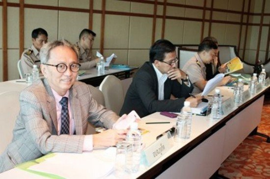 Phuket hosts regional security committee meeting