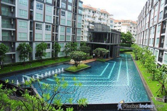 Sansiri PLC shows latest completed Phuket development