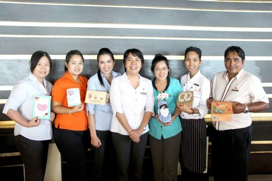 DIY Card Contest at Amari Phuket