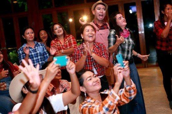 Phuket's Kata Sea Breeze holds annual staff party