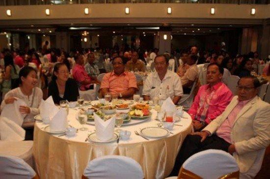 Phuket bids farewell to retiring officials