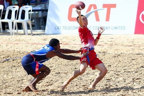 Phuket Asian Beach Games Update