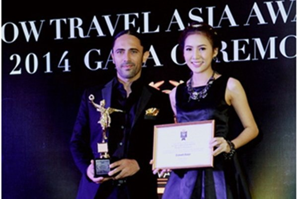 Acqua Phuket Asia's Top Fine Dining Restaurant 2014