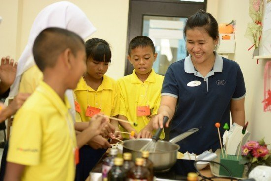 Regent Phuket Conducts CSR Initiative