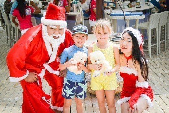 Twinpalms hold Christmas celebration