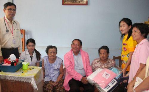 "PPAO Medical Outreach Team ""Phuket Care"" In Talard Yai And Talard Nua Subdistricts"