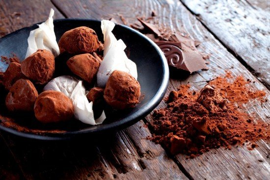 Chocolate Callebaut Photo1
