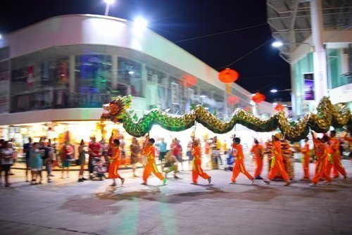 The KEE celebrated Chinese New Year 2015