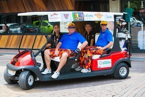 The Longest Drive world record attempt reaches THB1 million raised for Phuket Has Been Good To Us charity