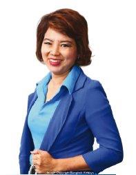 Ms. Ariya Prasarttong-Osoth Vice President – Sales of Bangkok Airways