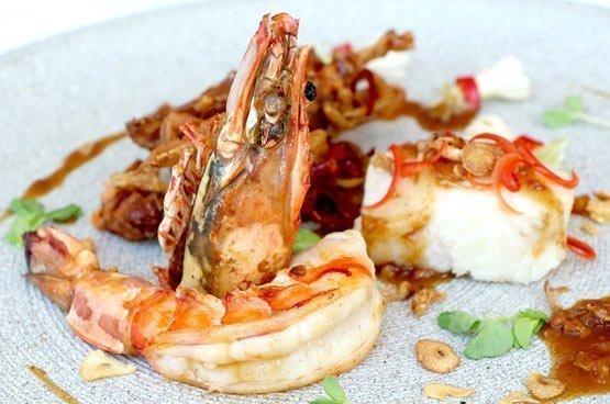 Songkran Splash festival dining at Amari Phuket