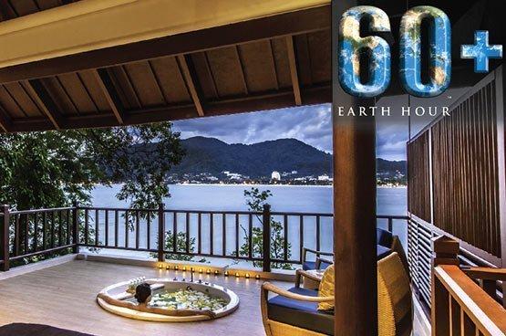 Amari Phuket launches an earth hour spa special