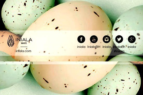 Easter Sunday Lunch 5th of April at Iniala White