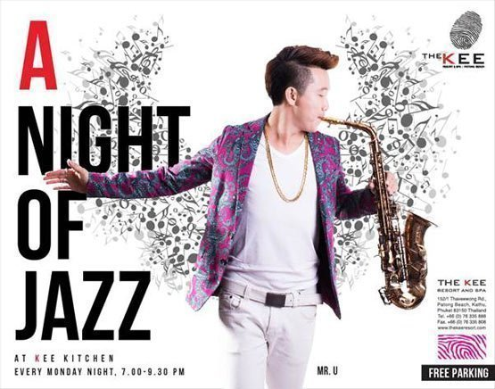 A Night of Jazz at The KEE Resort & Spa