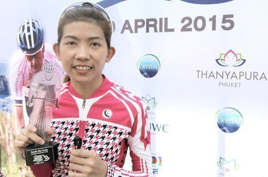 Gran Fondo cycling event at Thanyapura